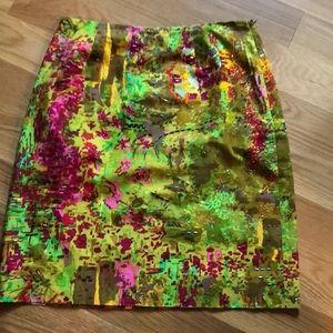ETCETERA skirt. Size 4. Worn once. GUC